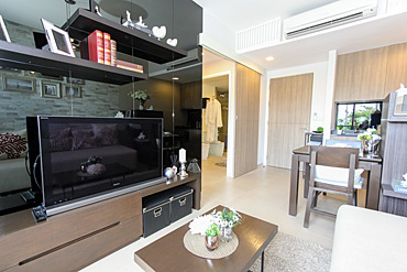 Unixx South Pattaya шоу-рум
